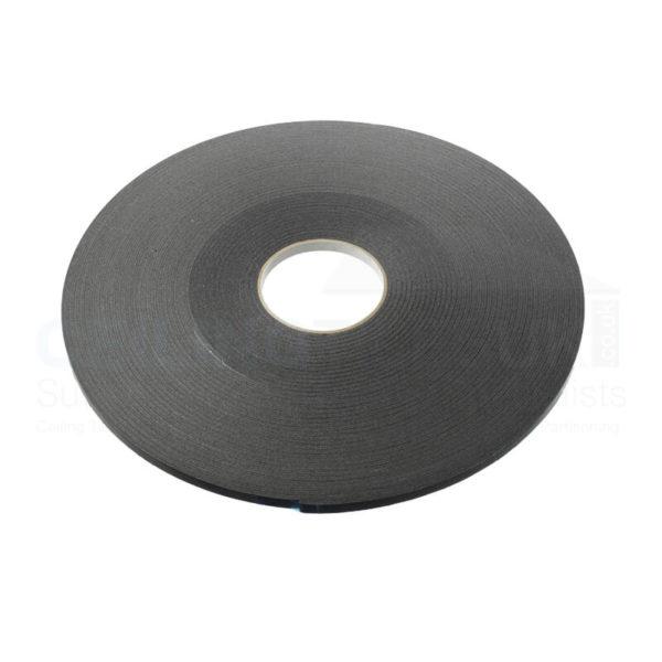 Black Skirting Foam (Standard) 3mm