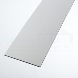Grey 100mm Laminate Skirting Section (3000mm)