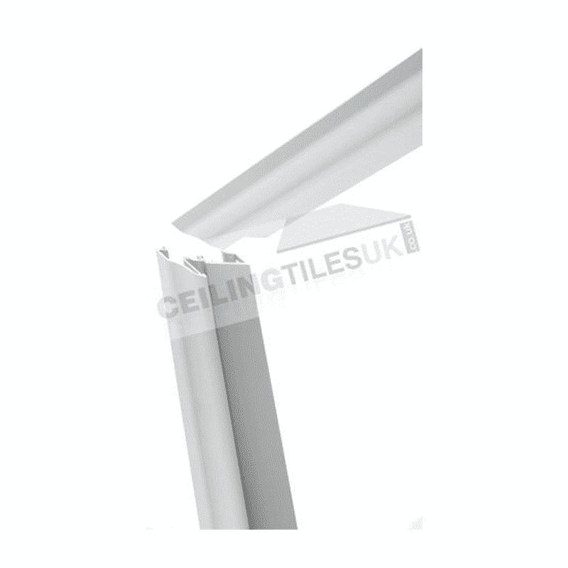 Aluminium Single Door Frame Pack (50mm)   Buy Online   Ceiling Tiles on